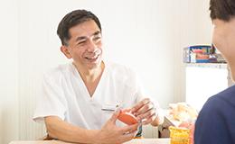 APPLAUSE愛歯やまだ歯科は梅田にある歯医者です