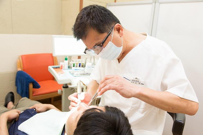 虫歯治療へのこだわり