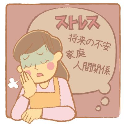 顎関節症はストレスの大きな原因になります|大阪梅田の愛歯やまだ歯科